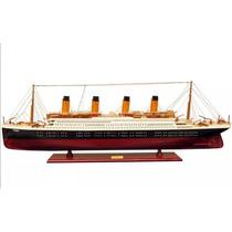 Titanic Navio Réplica Perfeita Rms Titanic 1911 - Sku:bk-059