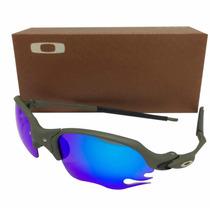 3e647b85a Busca Oculos de sol oakley juliet romeu 2 lente azul com os melhores ...