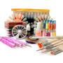 80 Items Kit Completo Unhas Decoradas