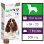 Antipulgas E Carrapatos Bravecto P Cães De 10 A 20kg 02 2020
