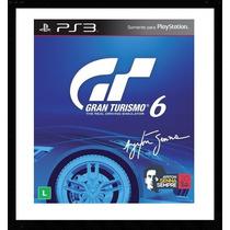 Gran Turismo 6 Gt6 - Português - Ayrton Senna - Original