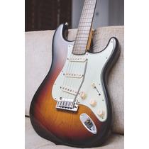 Fender American Deluxe Stratocaster Strat 2007 Troca Troco