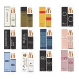 Perfume De Bolso 15ml Cada - Escolha A Sua Fragrância