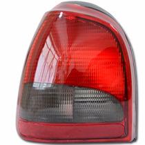 Lanterna Traseira Esquerda Volkswagen Gol 1995 Até 1999 Fumê