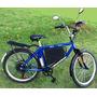 Bicicleta Elétrica Wind Bikes Modelo Work 1000 W 48 V