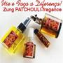 Kit Zung Patchouli Da Índia C/ Perfume 30ml. E Frete Grátis!