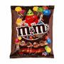 Chocolate Mms Ao Leite 1 Kilo + 2 Bombonieres Vidro