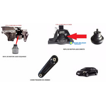 Kit Coxim Motor Lado Direito E Esquerdo Cambio Nissan Sentra