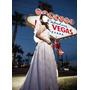 Vestido Noiva Com Pedras. Comprado Em Las Vegas.