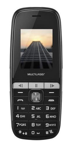 Multilaser Up Play Dual Sim 32 Mb Preto 32 Mb Ram