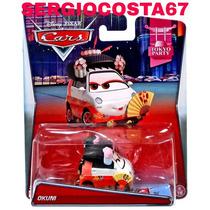 Disney Cars 2 Okuni Rara Japonesa + 300 Mod Frete Baixo