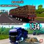 Euro Truck Simulator 2 Mod Brasil 2019 Atualizado! V.1.34