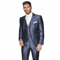 1eddb57ccc Busca terno azul com os melhores preços do Brasil - CompraMais.net ...
