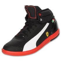 Tenis Puma Driving Power Light Mid Sf Ferrari - Só R$ 299,90