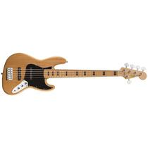 Contra Baixo Fender Squier Vintage Modified J.bass Natural