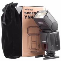 Flash Speedlite Yn-468ii Ttl Canon 7d 60d 600d/t3i T2i T5 T6