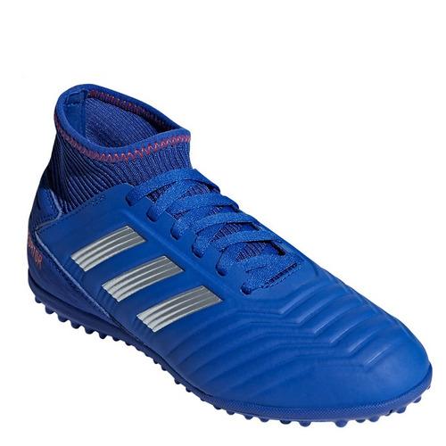 85eb579b8e239 Chuteira Society Infantil adidas Predator 19.3 Tf J Azul pra