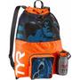 Bolsa Mochila Tyr Mummy Bag Para Triathlon Natação