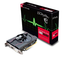 Placa De Video Sapphire Radeon Rx550 4gb Ddr5 Directx 12
