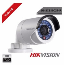 Câmera Turbo Hd Hikvision Hd 720p Ir 20m Lente 2,8mm