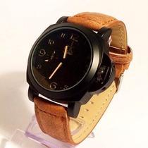 Relógio Masculino Ck Calvin Klein Pulseira Couro Barato