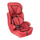 Cadeira Para Carro Styll Baby  G1/g2/g3 Vermelho-mescla