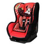 Cadeira Para Carro Team Tex  Disney Primo Minnie Mouse Vermelho