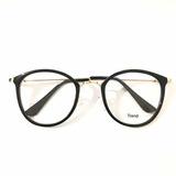 Óculos Armações Femenino Rêtro Vitagem Coleção Varis Cores