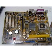 Placa Mãe Asus P5vd2-x + Processador P4 3. 00