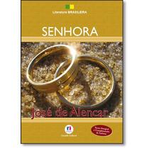 Livro Senhora José De Alencar Novo Frete R$ 5,00