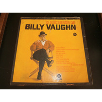Lp 12 Sucessos De Billy Vaughn, Blue Tango, Vinil De 1968