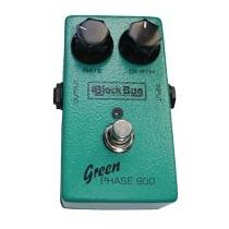 Pedal Guitarra Black Bug Green Phase 900 - Phaser
