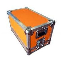 Flight Case Para Cabeçote Orange Rockerverb 50 Mk