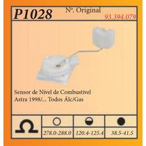 Sensor De Nivel Combustivel Astra 1998/... Todos Gasolina