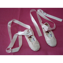 Sapatilha Ballet Com Fita Bailarina