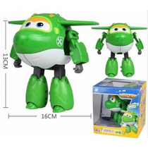 Super Wings Discovery Kids Mira Grande - Transformer
