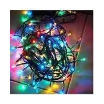 Pisca De Led 100 Lâmpadas Natal Decoração Iluminação