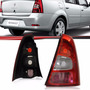 Lanterna Traseira Logan 10 11 12 Bicolor Renault