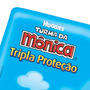 Fralda Monica Tripla Açâo Mega P/m/g/ex