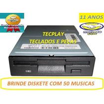Drive Para Teclados Musicais Roland Yamaha Etc Consulte-nos