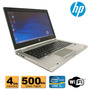 Notebook Hp Elitebook 8460 Core I5 4gb 500gb Refurbished