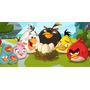 Painel Decorativo Festa Angry Birds [2x1m] (mod3)