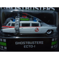 Hot Wheels - Ghostbuster Ecto-1 (caça-fantasma)