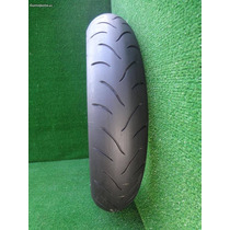 Pneu Bridgestone Bt 016 120 70 17 Dianteiro Hornet Cbr600 Xj