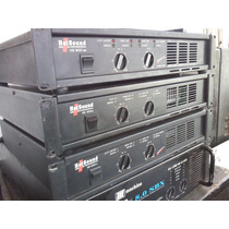 Potencias Hotsound Usadas Hs 300