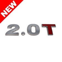 Embelema 2.0 T Produto Importado Para Carros Turbo Imblema !