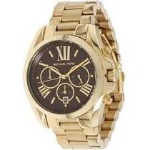 Relógio Algarismo Dourado Unisex Gratis Pulseira Pandora