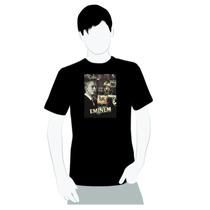 Camiseta Camisa Eminem - Bang - Rap Cantor Emborrachado