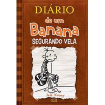 Diário De Um Banana 7: Segurando Vela - Capa Brochura