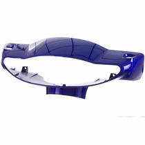 Carenagem Do Farol P/ Biz +100 Ano 2002 2003 Azul Perolizado